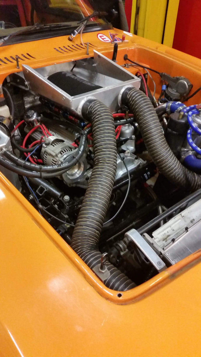 1970 Reliant Scimitar race car For Sale (picture 4 of 6)