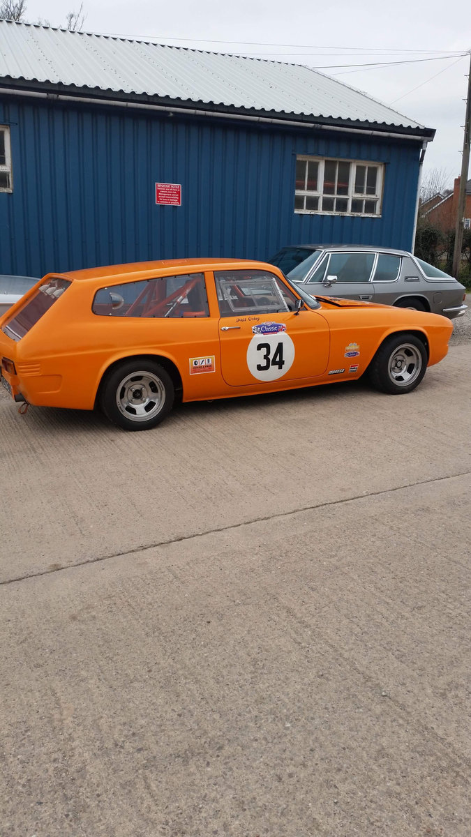 1970 Reliant Scimitar race car For Sale (picture 6 of 6)