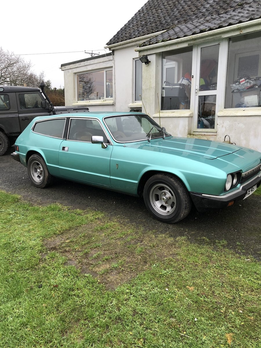 1978 Reliant Scimitar GTE V6 OVD TAX/MOT Exempt. For Sale (picture 2 of 6)