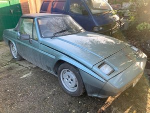**REMAINS AVAILABLE** 1985 Reliant Scimitar SS1 For Sale by Auction