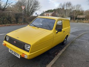 1983 Rialto Van stored for 25 Years New low price £2000