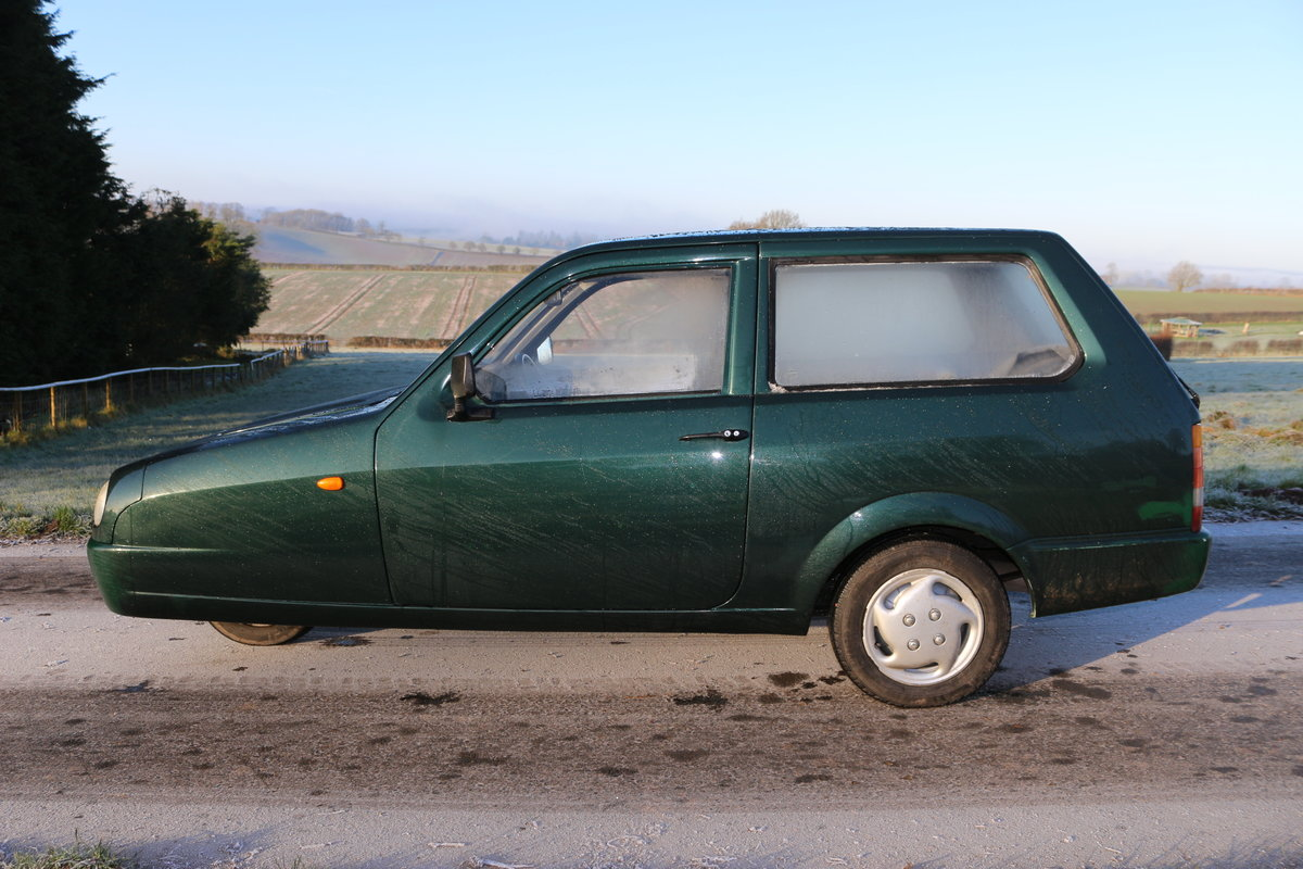 2000 Reliant Robin  MK3 B1 licence  one owner , threewheeler For Sale (picture 2 of 6)