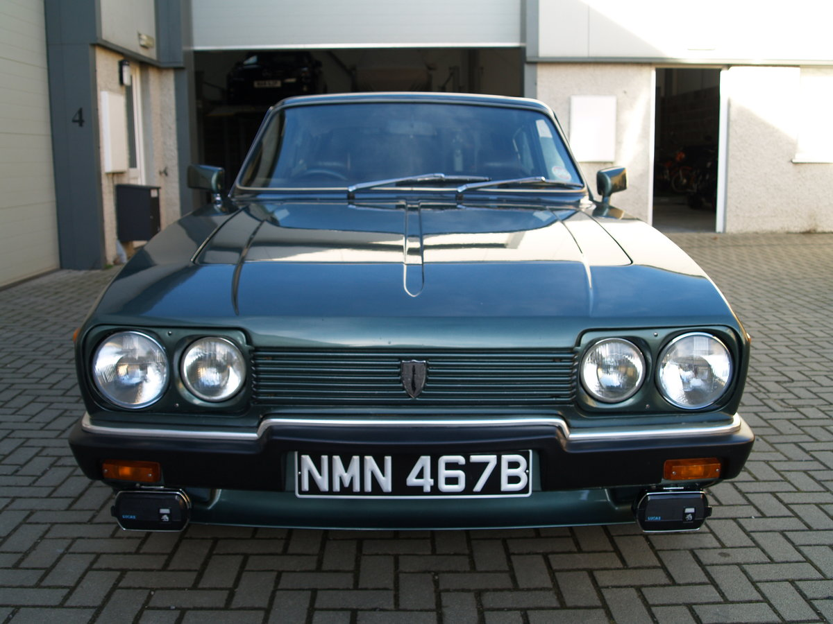 1984 Reliant Scimitar GTE SE6B For Sale (picture 2 of 6)