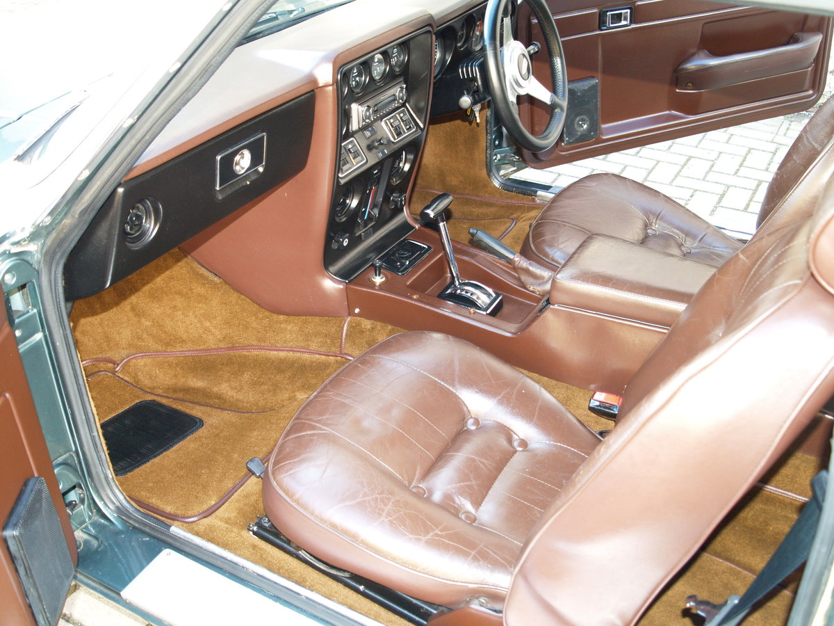 1984 Reliant Scimitar GTE SE6B For Sale (picture 4 of 6)