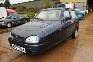2002 BN1 (Reliant) Robin MK3 low miles last made leather interior For Sale