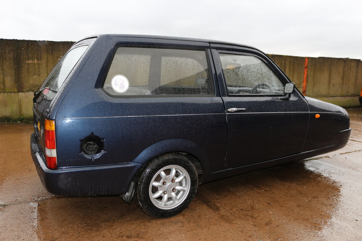 2002 BN1 (Reliant) Robin MK3 low miles last made leather interior For Sale (picture 5 of 6)