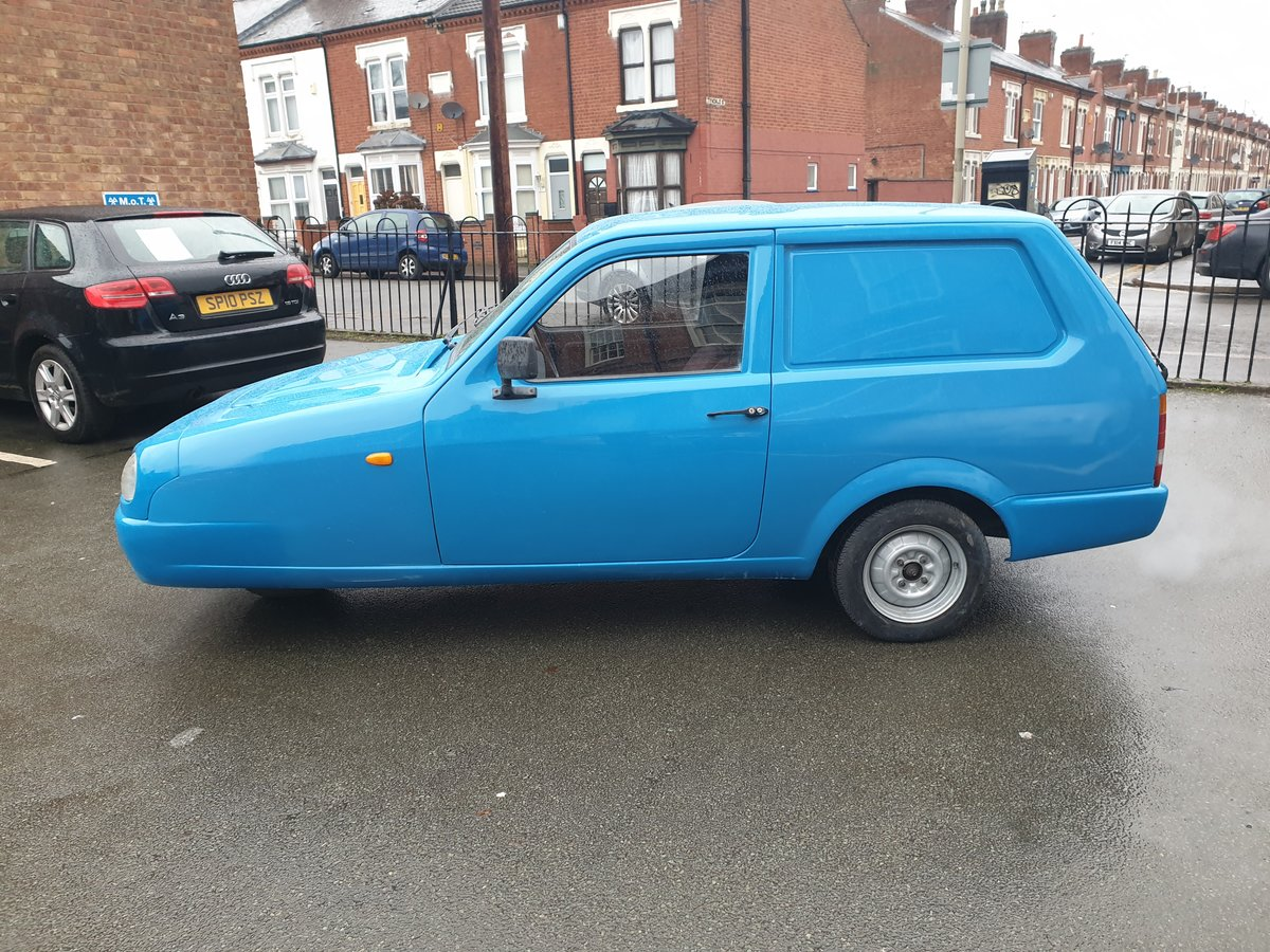 2000 Reliant Robin Van For Sale (picture 1 of 5)
