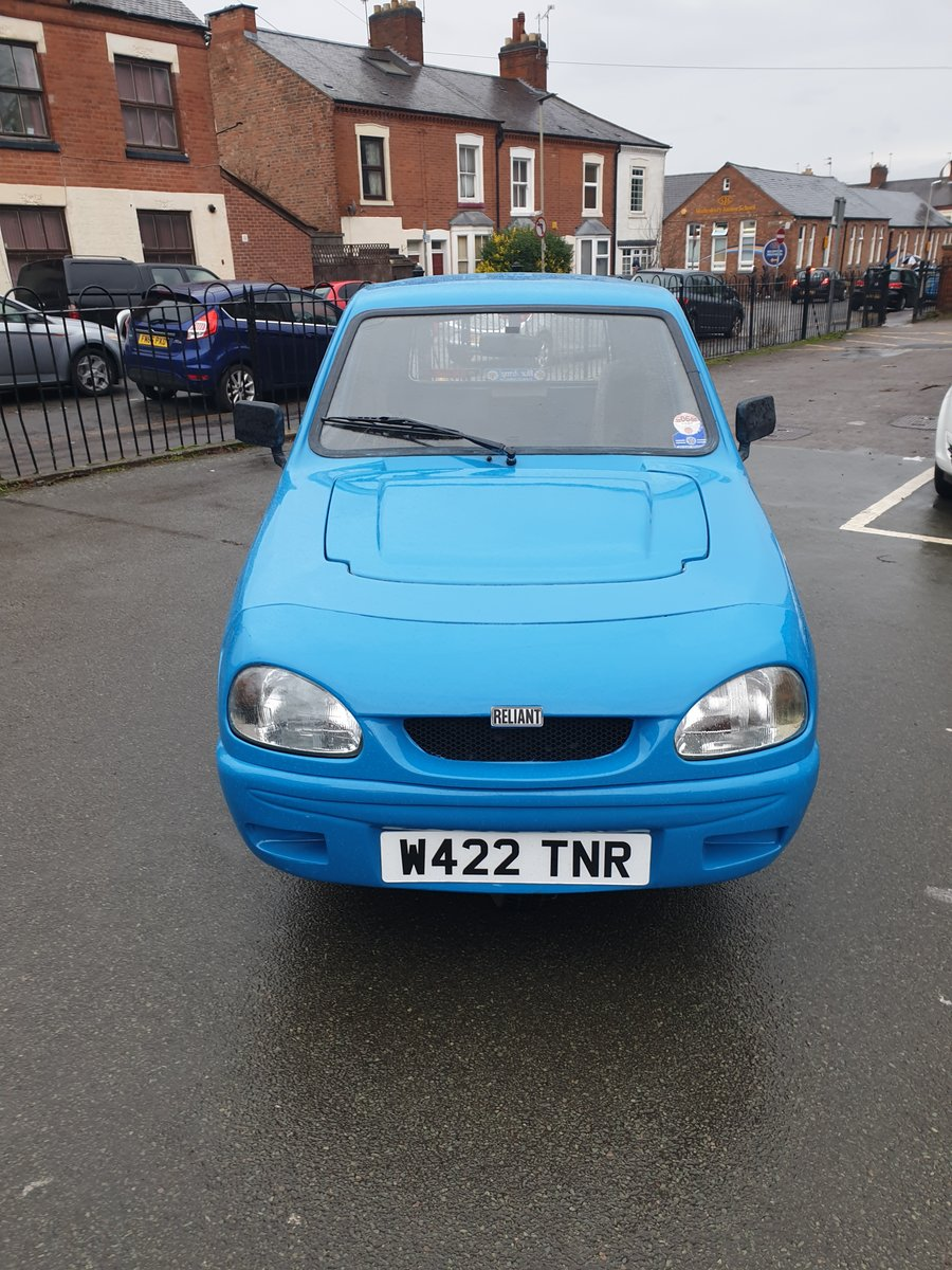 2000 Reliant Robin Van For Sale (picture 2 of 5)