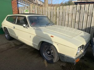 1977 Reliant Scimitar GTE SOLD by Auction