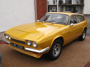 1972 Reliant Scimitar GTE For Sale