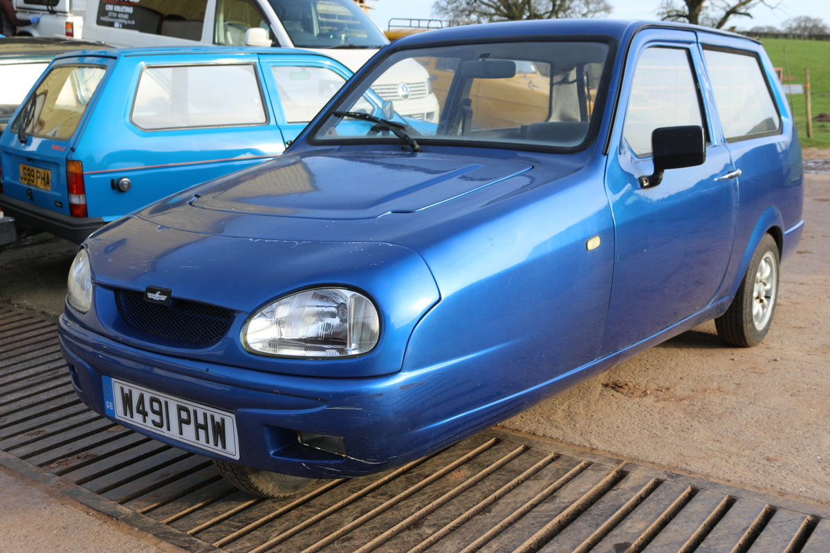 2000 Reliant Robin Royale threewheeler B1 Mk3  For Sale (picture 1 of 2)