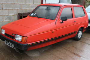 1995 Reliant Robin mk2 , low miles lady owner
