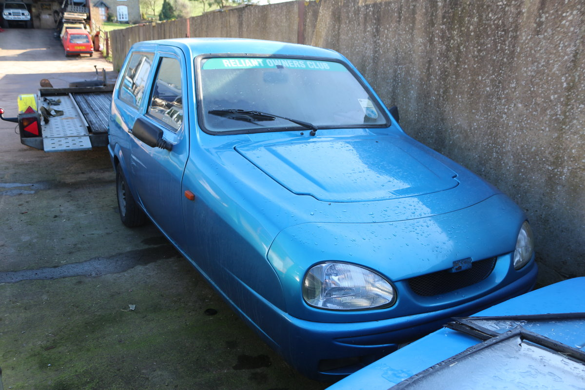 2000 Reliant Robin mk3 SOLD (picture 1 of 2)