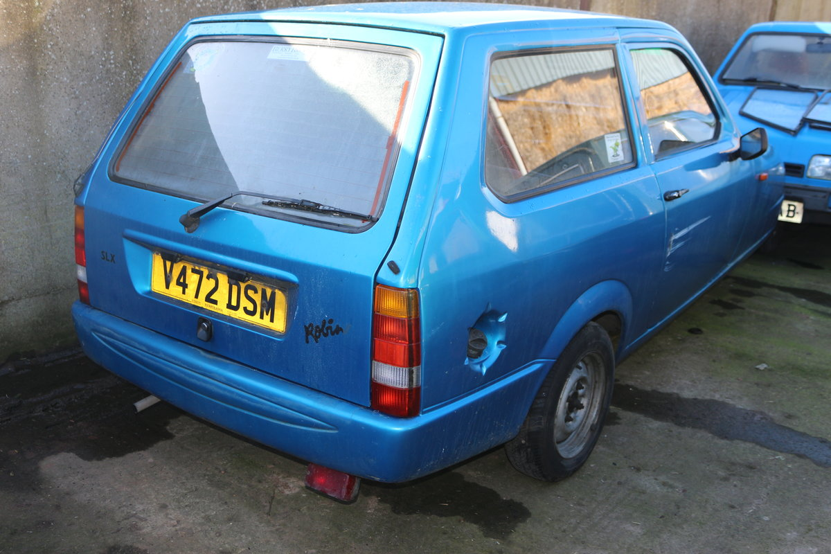2000 Reliant Robin mk3 SOLD (picture 2 of 2)