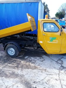 1983 Reliant ant  tipper