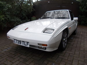 1986 RELIANT SCIMITAR SS1 1600cc 38000m, 3 PREVIOUS OWN