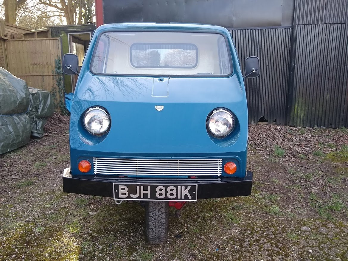 1971 Reliant Ant TW9 for auction 16th - 17th July For Sale by Auction (picture 2 of 6)