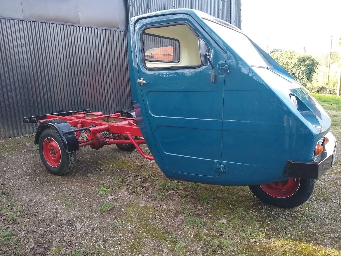 1971 Reliant Ant TW9 for auction 16th - 17th July For Sale by Auction (picture 4 of 6)
