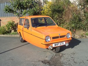 1981 Reliant Robin Super