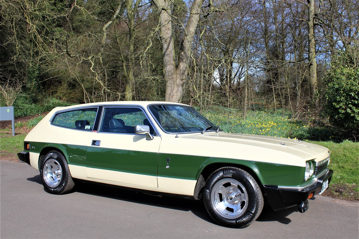 1978 Reliant Scimitar GTE SE6a - SOLD SOLD (picture 1 of 6)