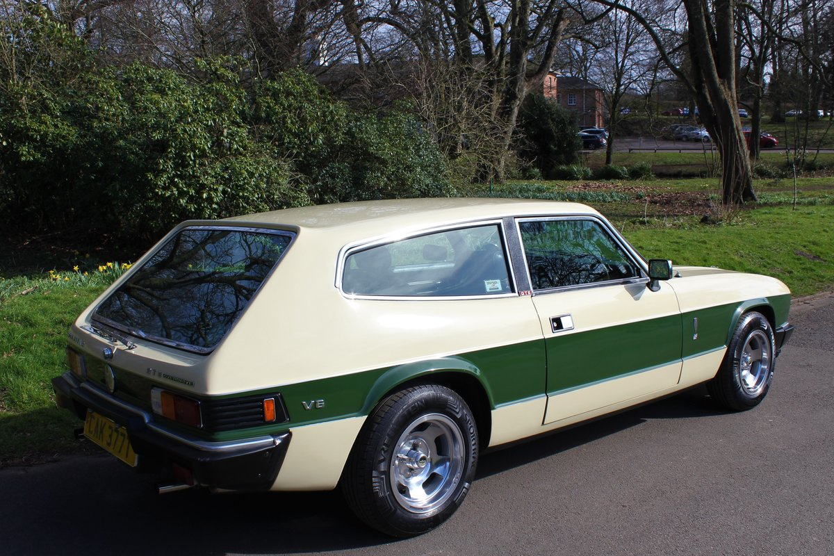 1978 Reliant Scimitar GTE SE6a - SOLD SOLD (picture 2 of 6)
