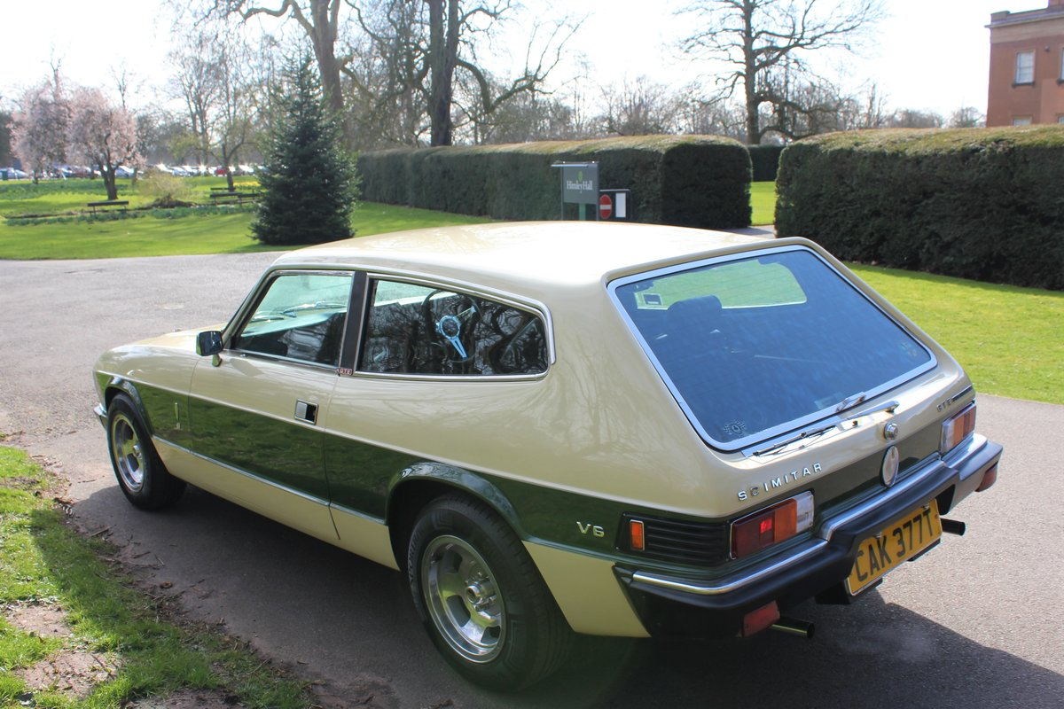 1978 Reliant Scimitar GTE SE6a - SOLD SOLD (picture 3 of 6)