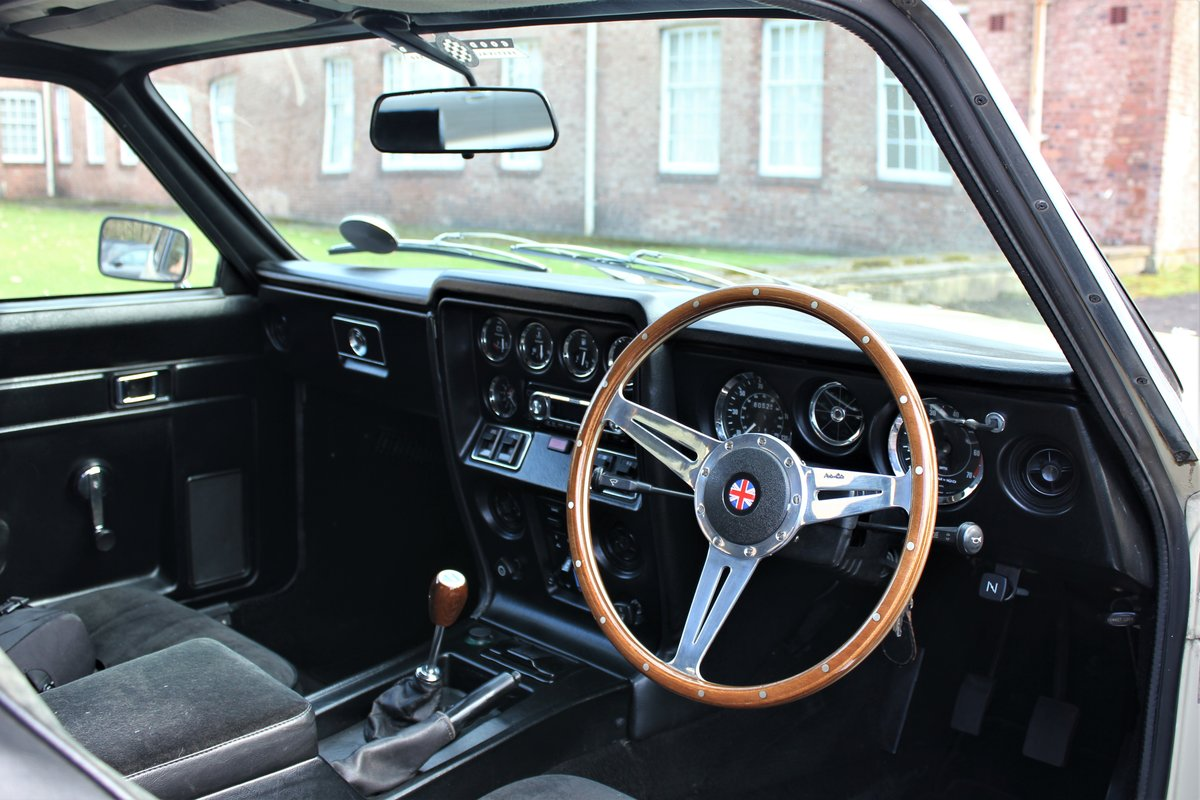 1978 Reliant Scimitar GTE SE6a - SOLD SOLD (picture 5 of 6)