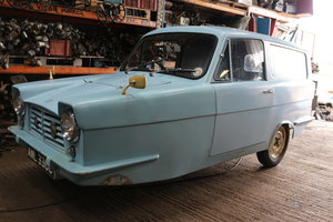 1964 Reliant Regal 3/25 van tax exempt For Sale