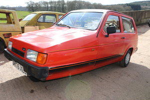 1995 Reliant Robin mk2 , low miles lady owner very clean b1 For Sale