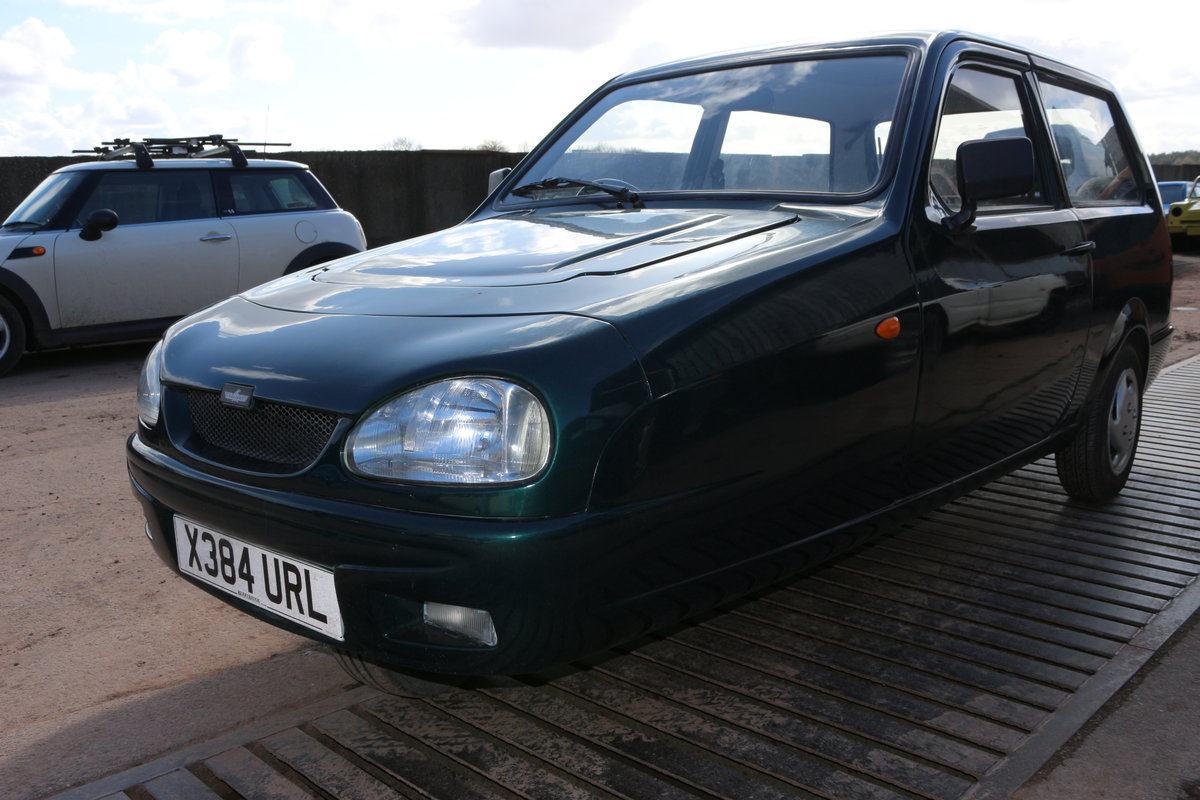 2000 Reliant Robin  MK3 B1 licence  one owner , threewheeler For Sale (picture 6 of 6)