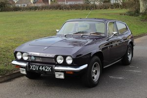 Reliant Scimitar GTE 1972 - To be auctioned  For Sale by Auction