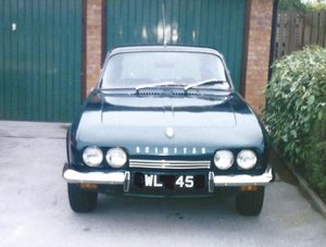 Reliant Scimitar GTE - SALE AGREED - DEPOSIT TAKEN