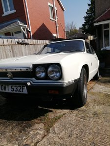 Reliant Scimitar GTE 6 very low mileage