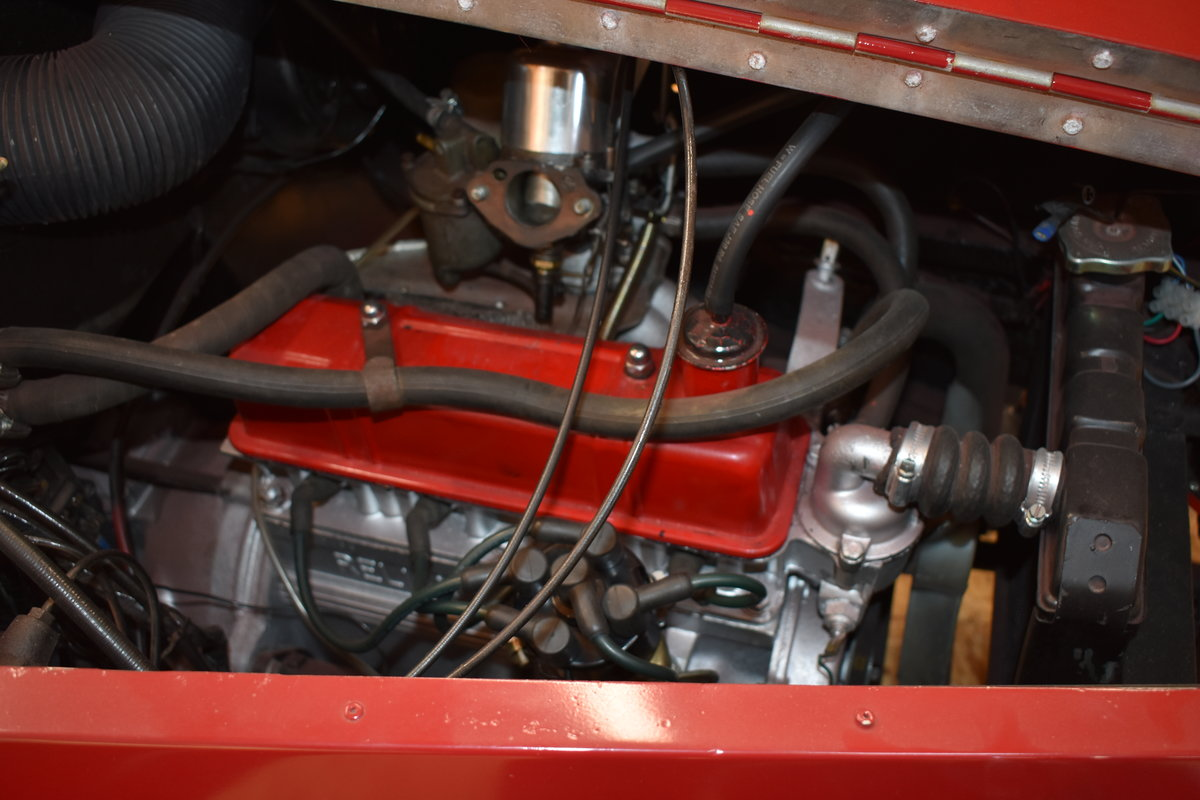 1988 RELIANT TEMPEST 850 For Sale (picture 4 of 6)