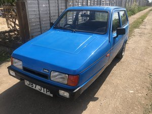 1992 Reliant Robin LX, Great condition,44k miles, Alloys SOLD