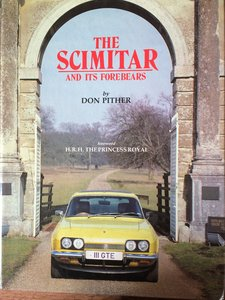 The Scimitar and it's forebears book.