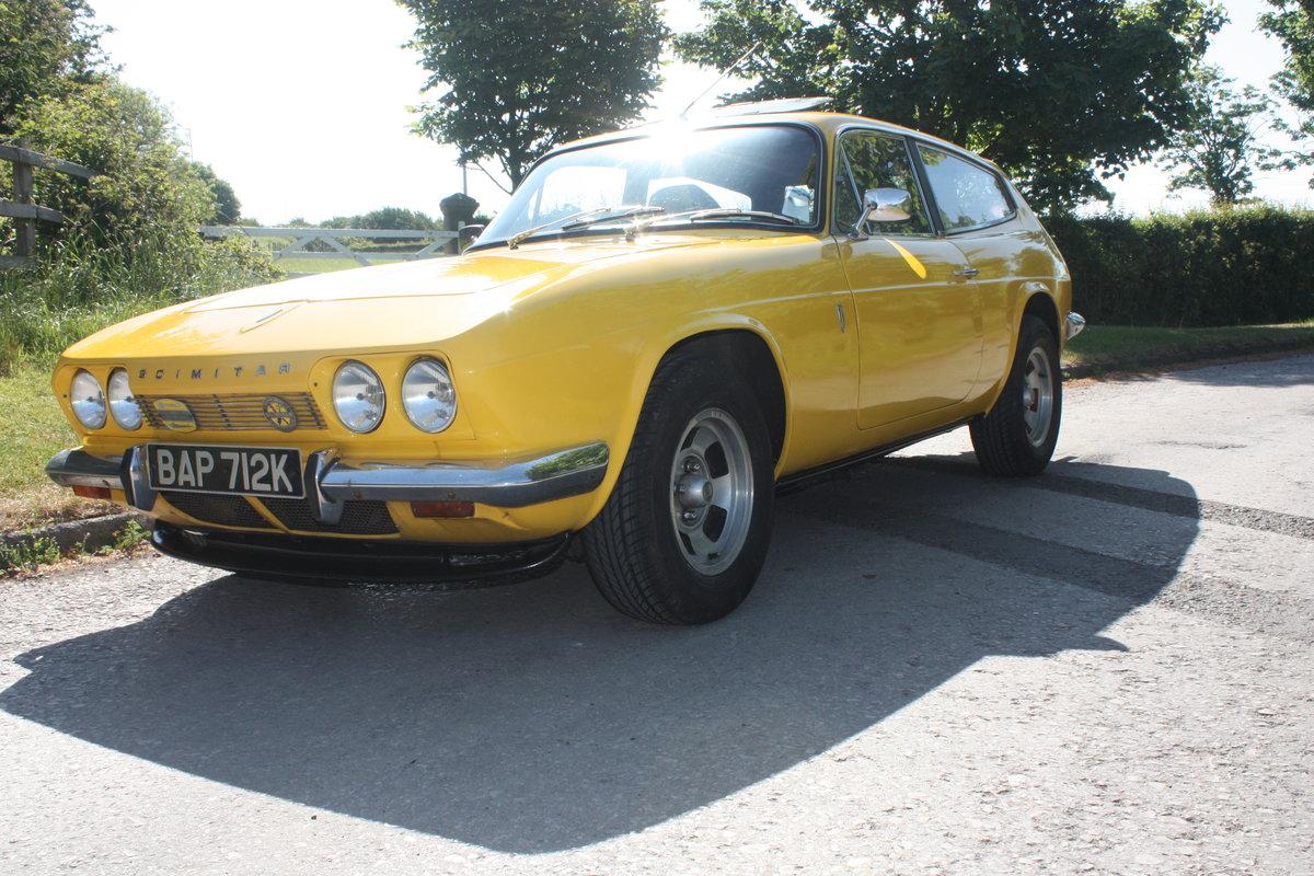 1971 Reliant Scimitar Se5a GTE SOLD (picture 1 of 6)