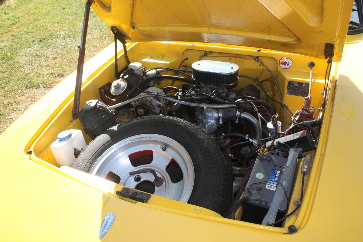 1971 Reliant Scimitar Se5a GTE SOLD (picture 5 of 6)