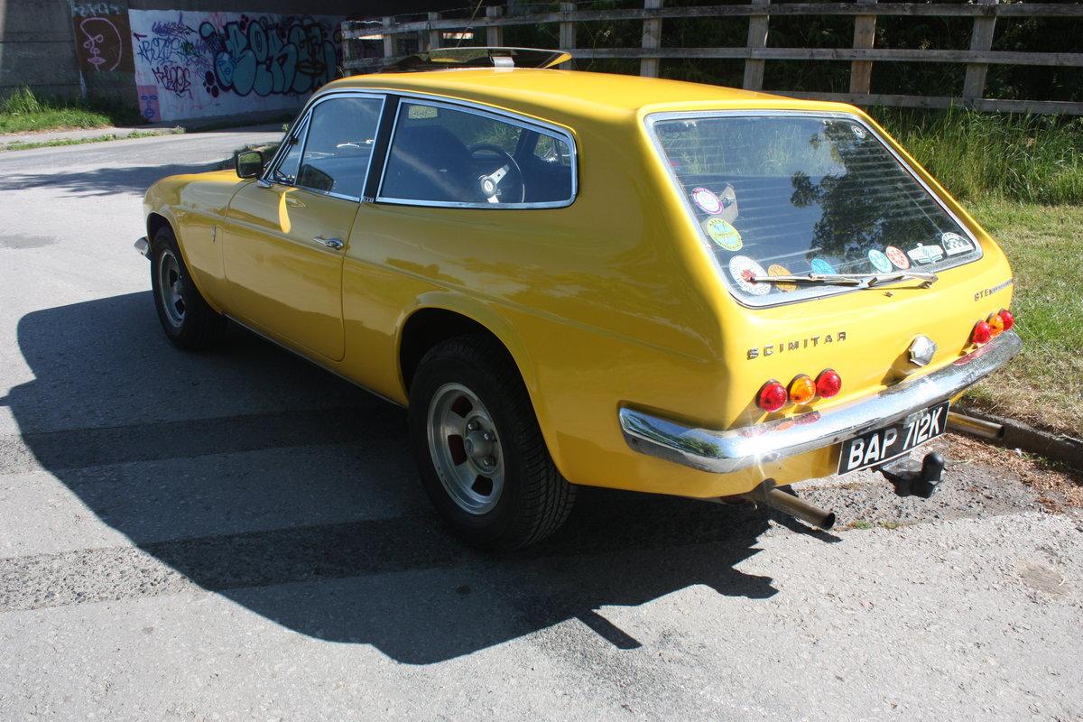 1971 Reliant Scimitar Se5a GTE SOLD (picture 6 of 6)