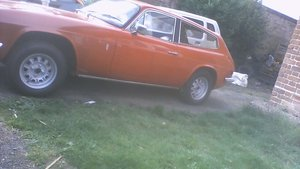 1974 Reliant Scimitar gte for light resto