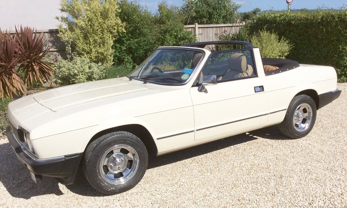 1981 Reliant Scimitar GTC For Sale (picture 2 of 6)