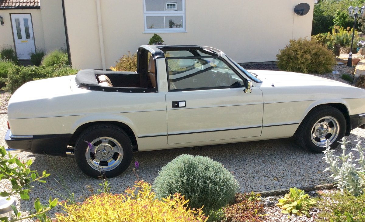 1981 Reliant Scimitar GTC For Sale (picture 4 of 6)