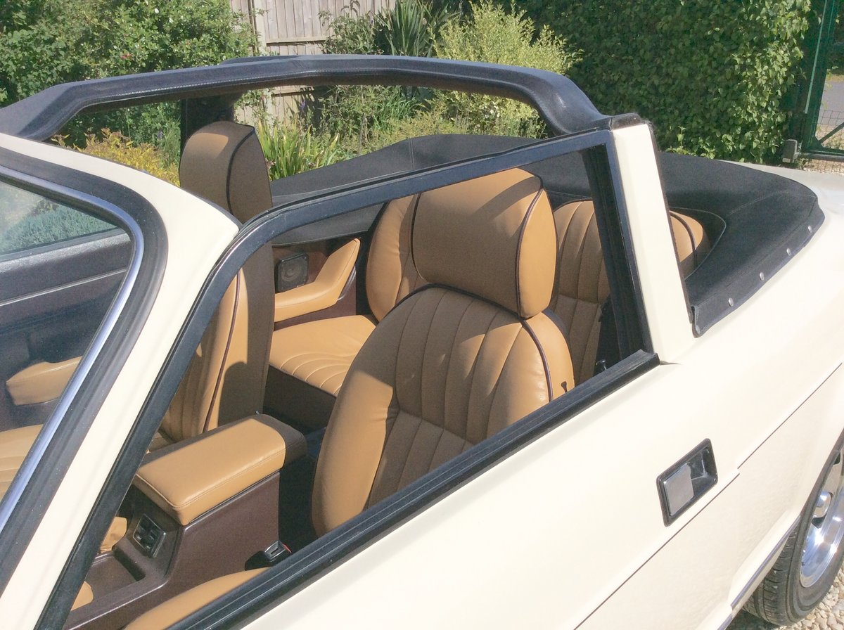 1981 Reliant Scimitar GTC For Sale (picture 6 of 6)