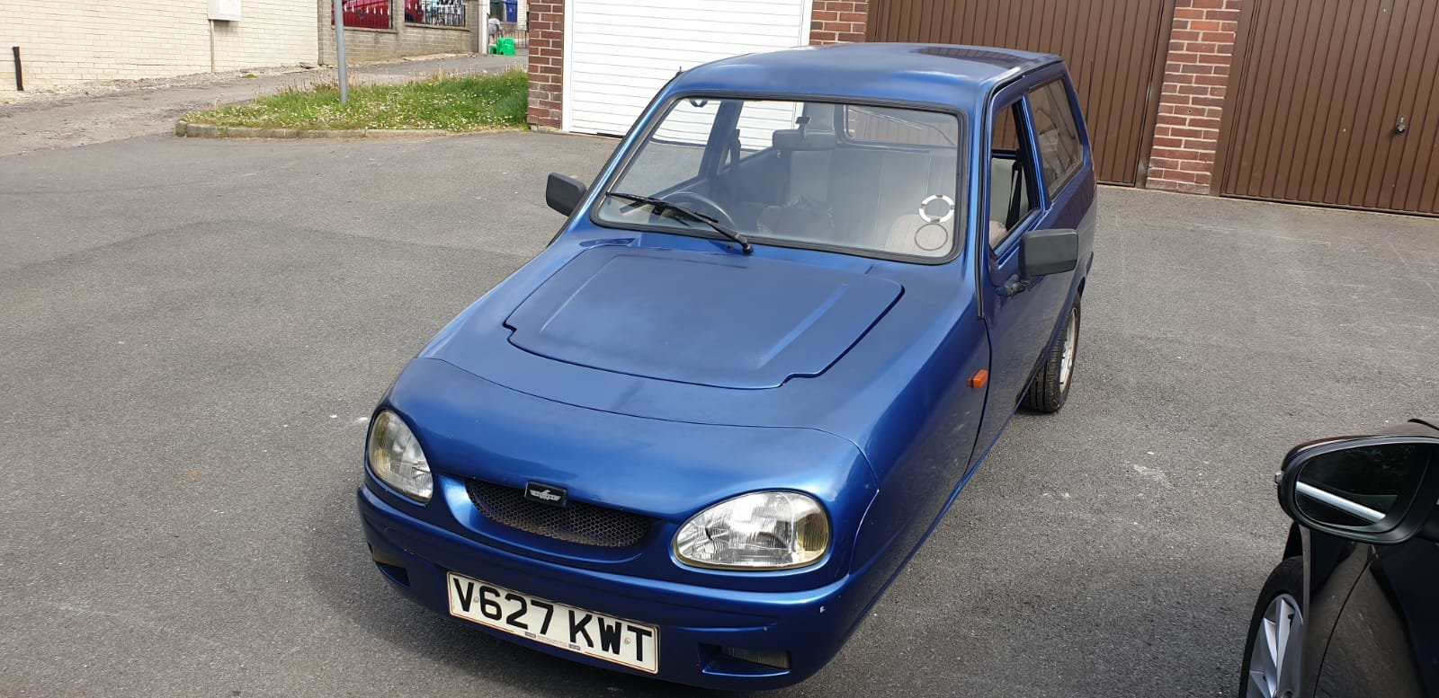 1999 Reliant robin slx v reg  For Sale (picture 1 of 5)