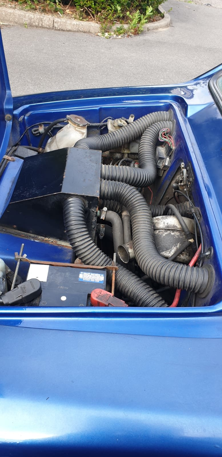 1999 Reliant robin slx v reg  For Sale (picture 2 of 5)