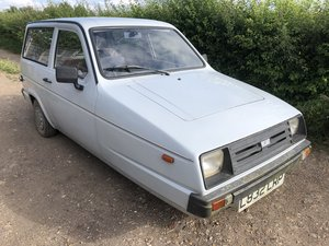1993 Reliant Rialto SE, Great Investment, Ideal Classic Car SOLD