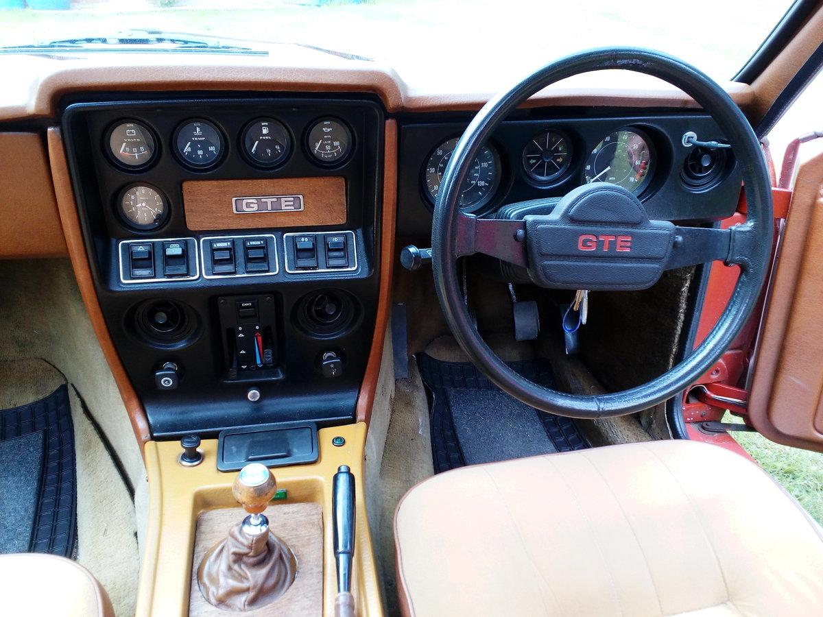 1977 Reliant Scimitar SE6A SOLD (picture 5 of 6)