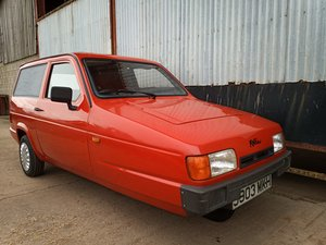 Reliant Robin mk2 Robin van light commercial three wheeler