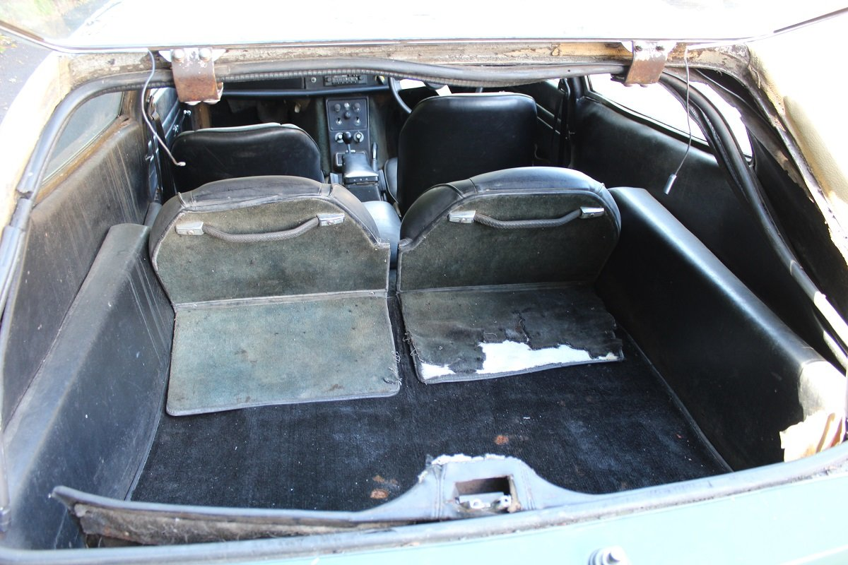 Reliant Scimitar GTE 1969 - To be auctioned 30-10-20 For Sale by Auction (picture 6 of 6)