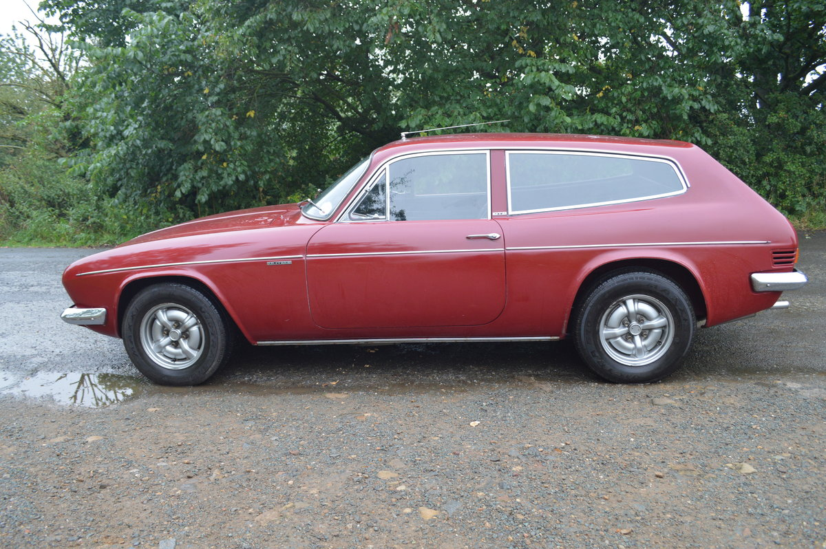 1970 Reliant Scimitar GTE SE5 Manual O/D SOLD (picture 4 of 6)